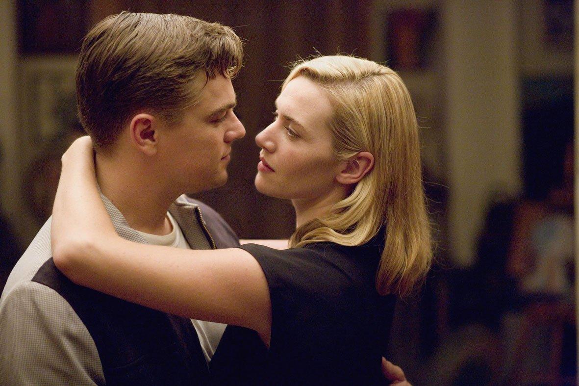 Leonardo DiCaprio und Kate Winslet in Zeiten des Aufruhrs