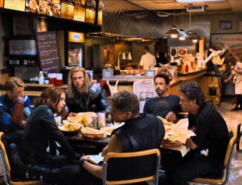 The Avengers • Fun Fact #1