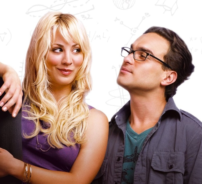The Big Bang Theory Penny und Leonard