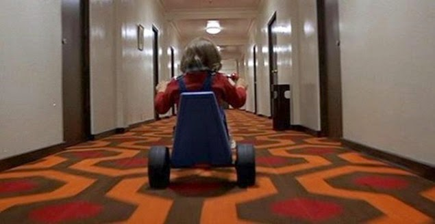 The Shining Teppich