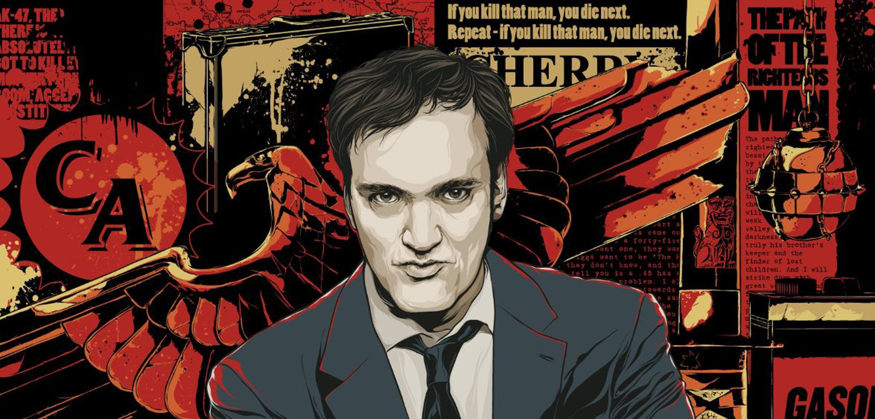 Quentin Tarantino Star Fun Facts