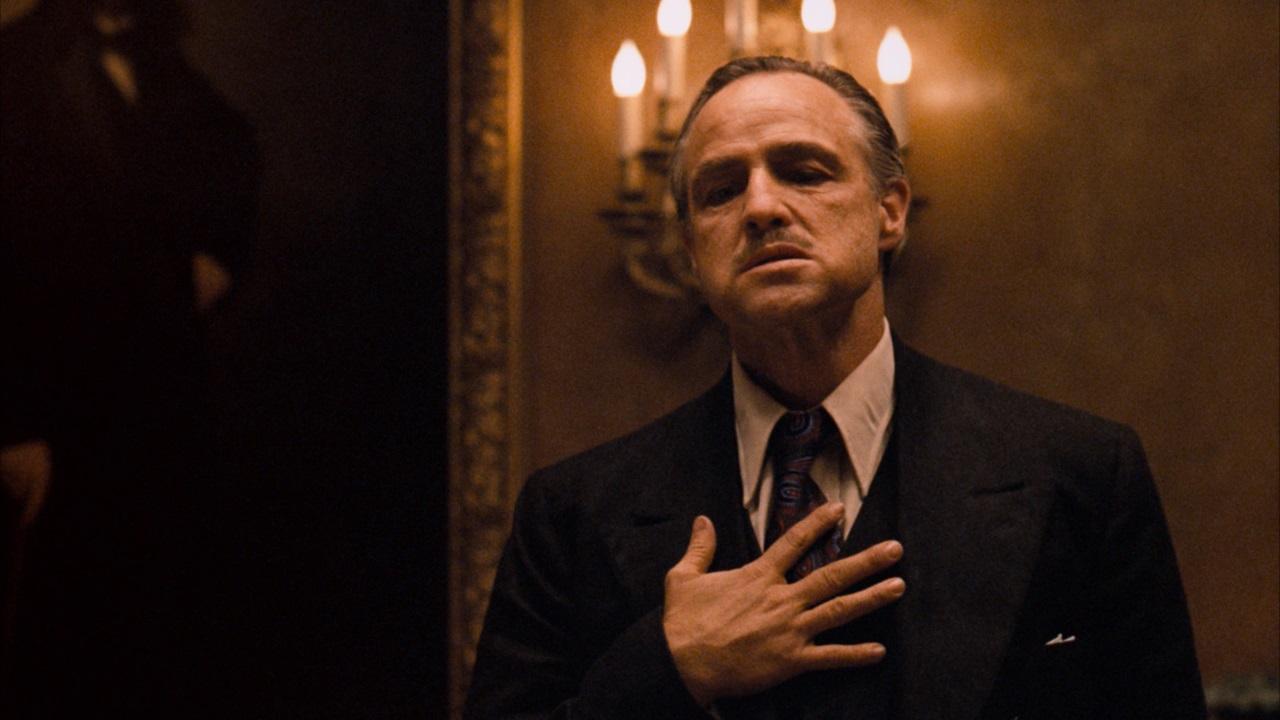 Vito Corleone in Der Pate