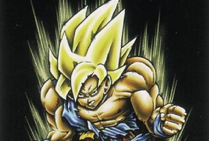 Dragonball Son Goku SSJ
